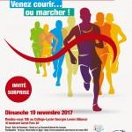 Course du coeur 2017