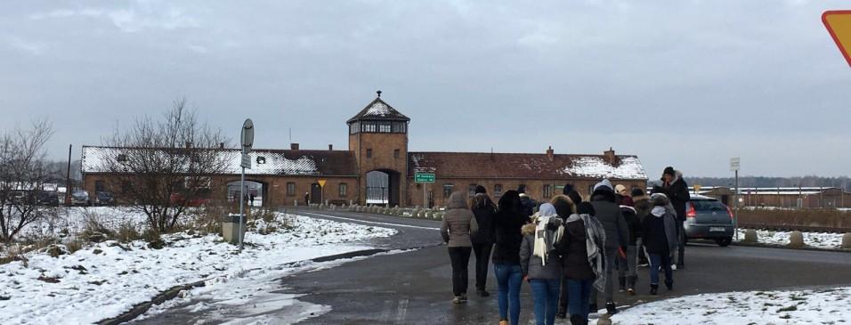 Voyage de la mémoire en Pologne
