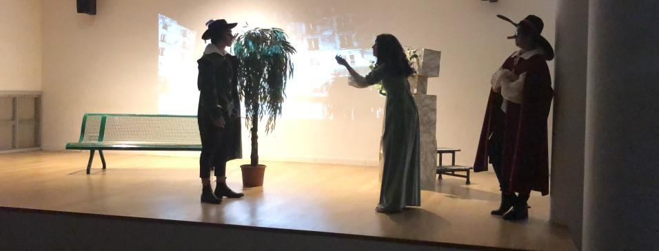Pièce de théâtre : Cyrano de Bergerac