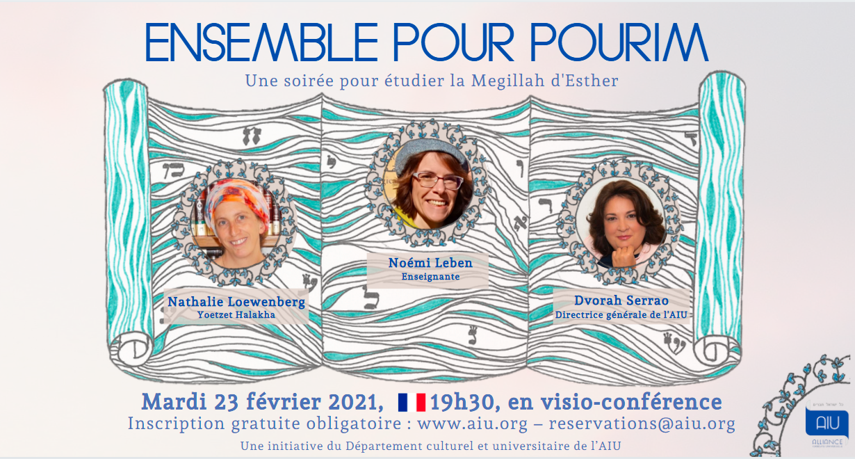 Flyer Ensemble Pourim 4